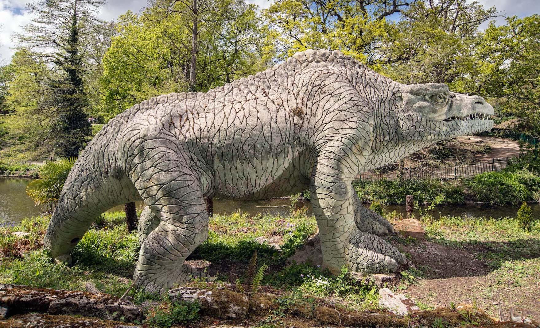 Megalosaur repair
