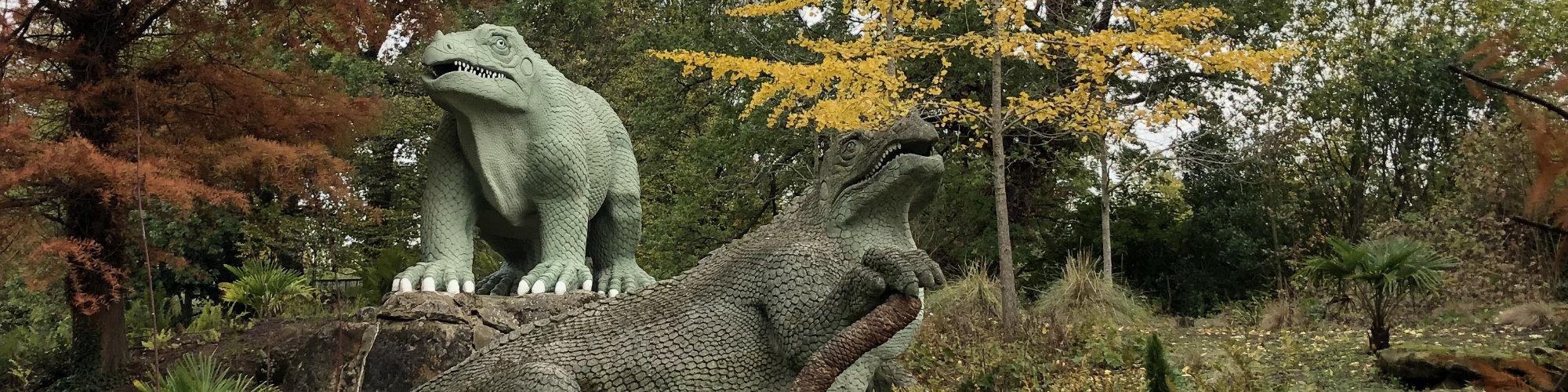 The Crystal Palace Iguanodons